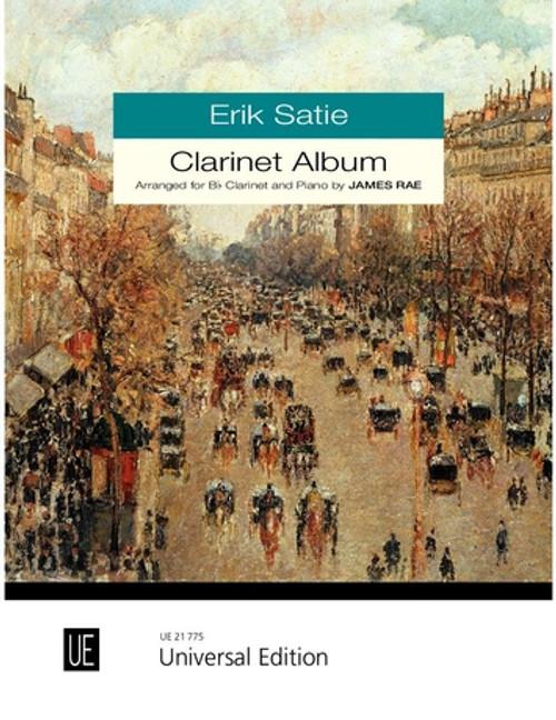Satie, Clarinet Album [CF:UE21775]