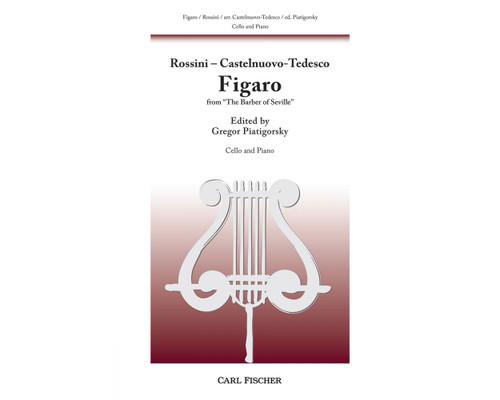 "Rossini, Figaro from ""The Barber of Seville"" [CF:B2670]"