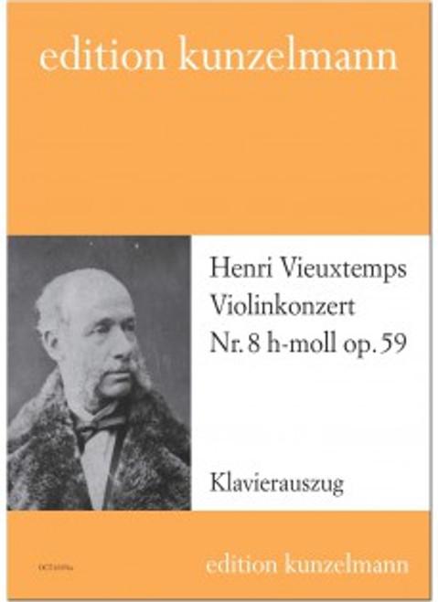 Vieuxtemps, Violin Concerto No. 8 [OCT10351A]