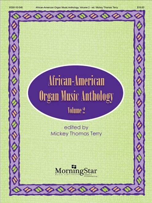 African-American Organ Music Anthology Vol. 2 [MSM:10-546]