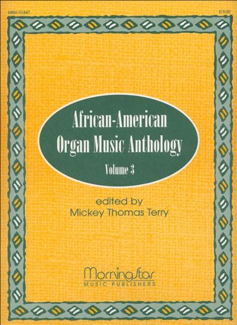 African-American Organ Music Anthology Vol. 3 [MSM:10-547]
