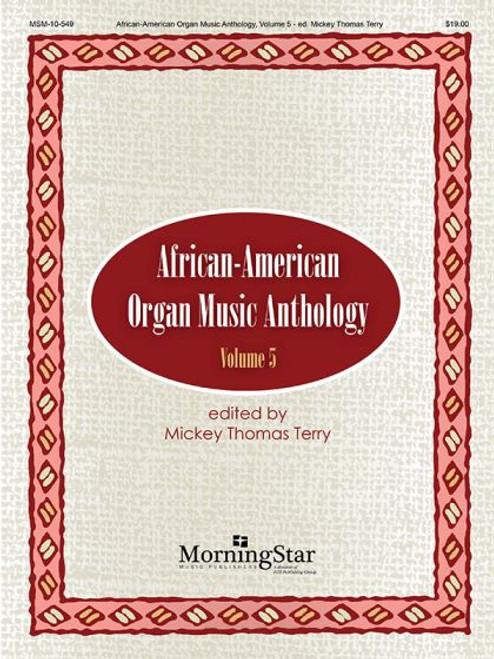 African-American Organ Music Anthology Vol. 5 [MSM:10-549]