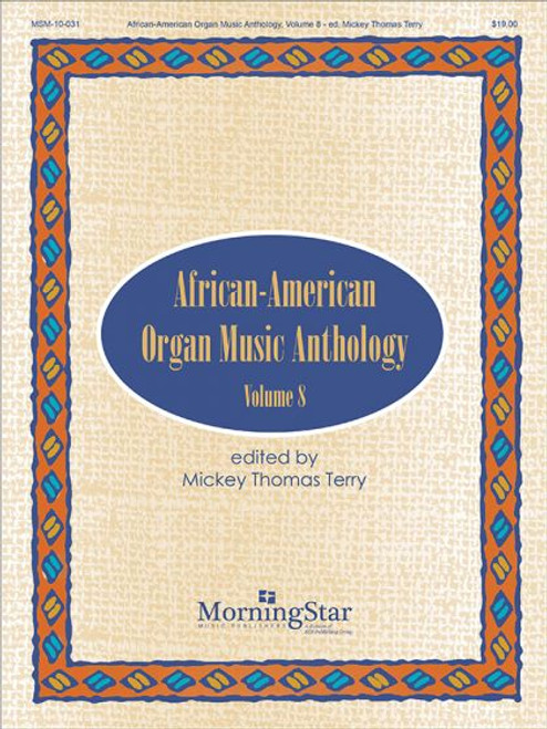 African-American Music Anthology Vol. 8 [MSM:10-031]