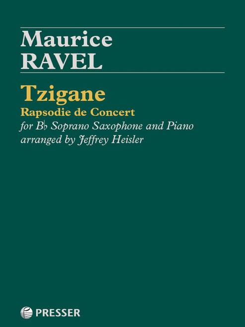 Ravel, Tzigane [CF:114-41989]