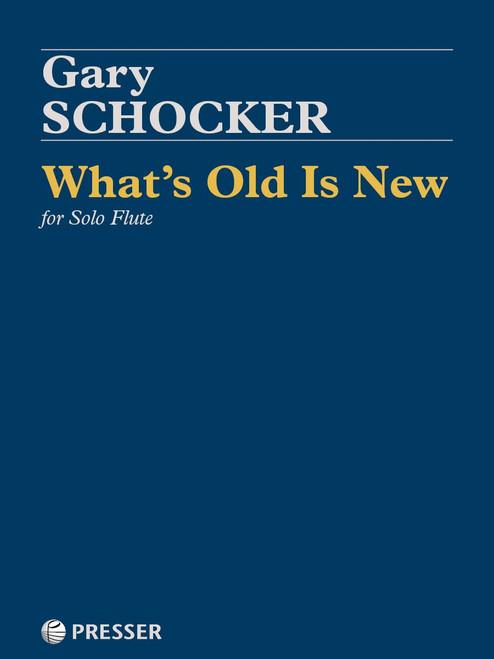 Schocker,  What's Old Is New  [CF:114-42240]