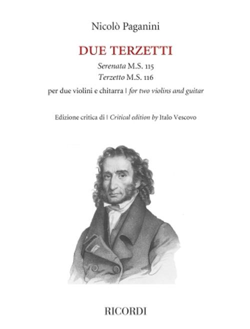 Paganini, Due Terzetti [HL:50603740]