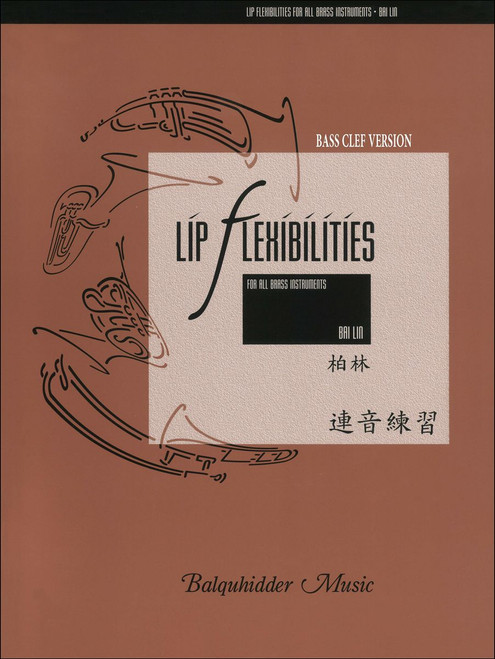 Bass Clef Lip Flexibilities for all Brass Instruments - Bass Clef[CF:BQ38BC]
