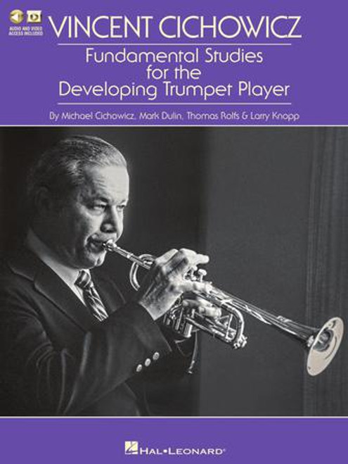 Cichowicz, Fundamental Studies for the Developing Trumpet Player [HL:00358923]