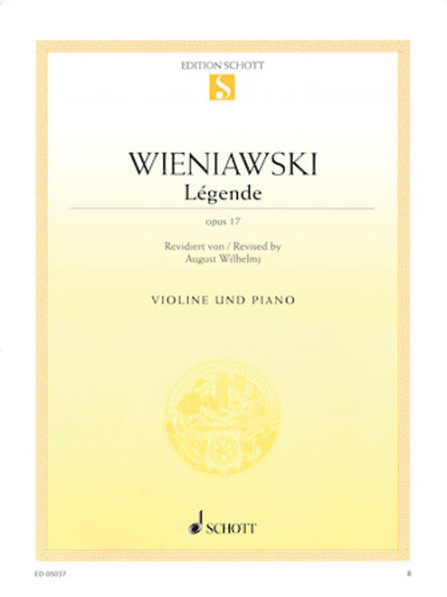 Wieniawski, Legende op. 17 [HL.49008797]