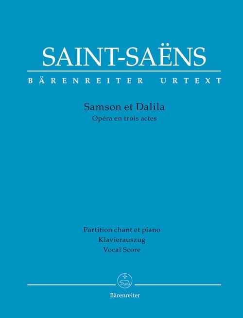 Saint-Saens, Samson et Dalila [BA:8710-90]