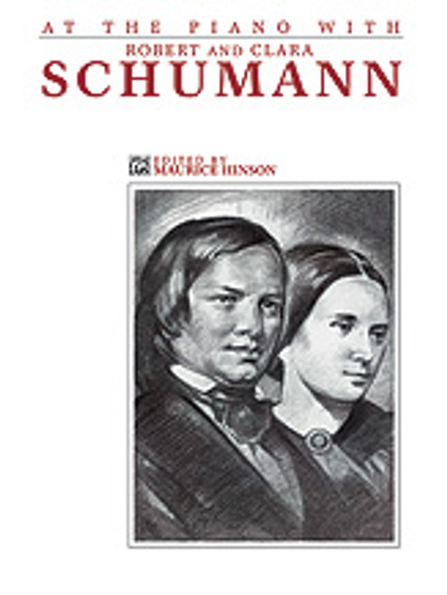 Schumann, At the Piano with Robert and Clara Schumann [Alf:00-1200]