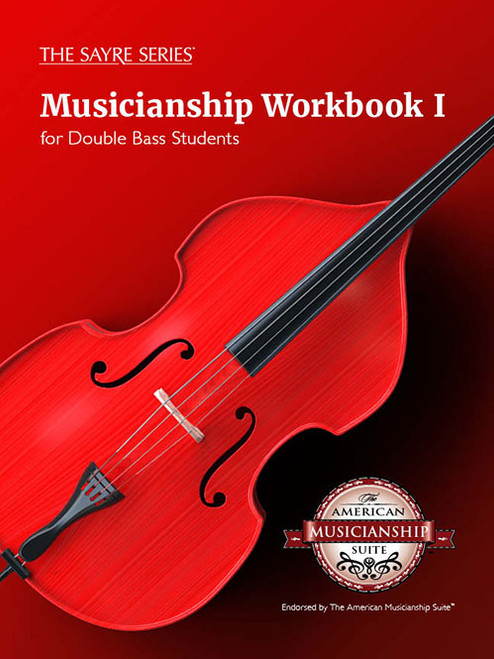 Musician Workbook I for Double Bass Students [Sayre Series]