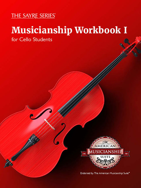 Musicianship Workbook I for Cello Students [Sayre Series]