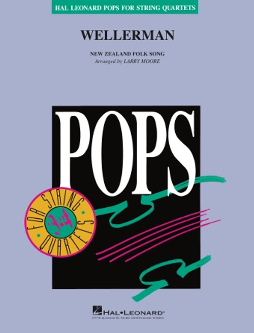 Wellerman(String Quartet) New Zealand Folk Song [HL:4492643]