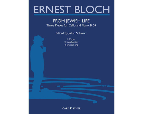 Bloch, From Jewish Life [CF:BF141]