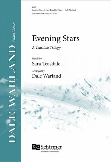 Warland, Evening Stars: A Teasdale Trilogy [ECS:9112]