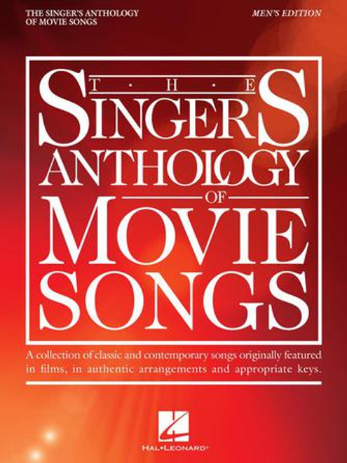 The Singers Anthology of Movie Songs [HL.00358205]