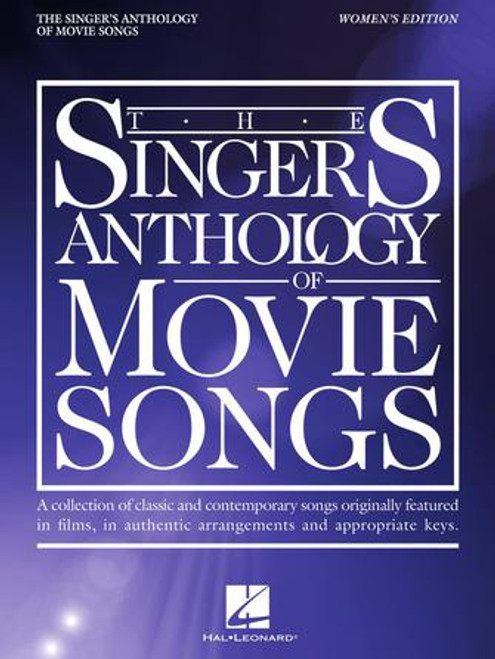 The Singers Anthology of Movie Songs [HL.00358200]