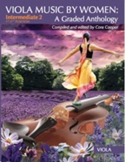 Viola Music by Women: A Graded Anthology, Intermediate 2