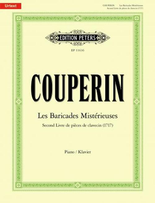Couperin, Les Baricades Mistérieuses [Pet:EP11636]