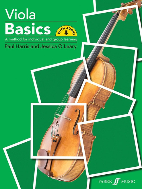 Viola Basics: A method for individual and group learning [Alf:12-0571541860]
