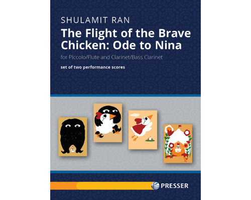 Ran - The Flight of the Brave Chicken: Ode to Nina [Press:114-42265]