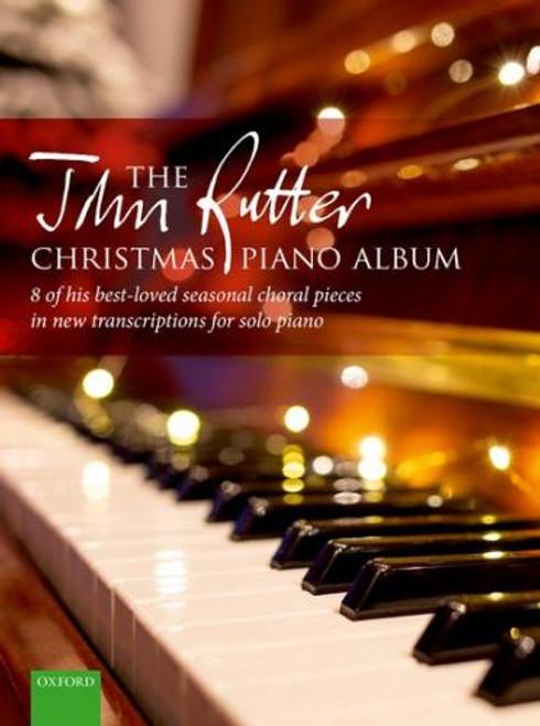 The John Rutter Christmas Piano Album[Pet:X547483]
