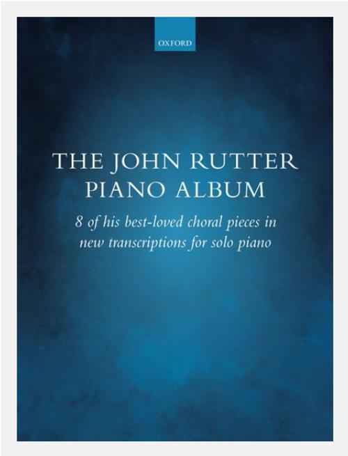 The John Rutter Piano Album [Pet:X544628]