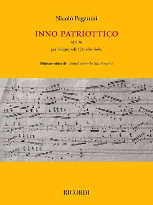 Paganini, Inno Patriottico [HL:50603816]