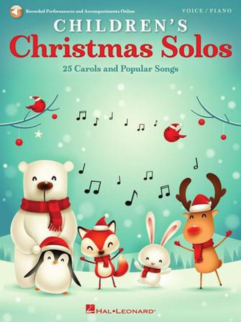 Children's Christmas Solos [HL:368624]