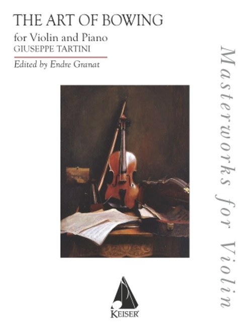 Tartini, The Art of Bowing: Variations on a Theme of Corelli [HL:370363]