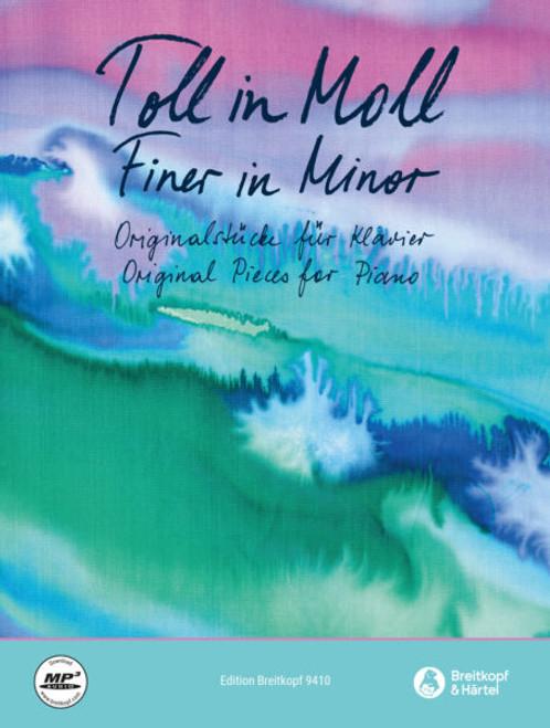 Finer in Minor: Original Pieces for Piano [Breit:EB9410]