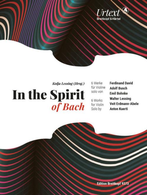 In the Spirit of Bach [Breit:9373]