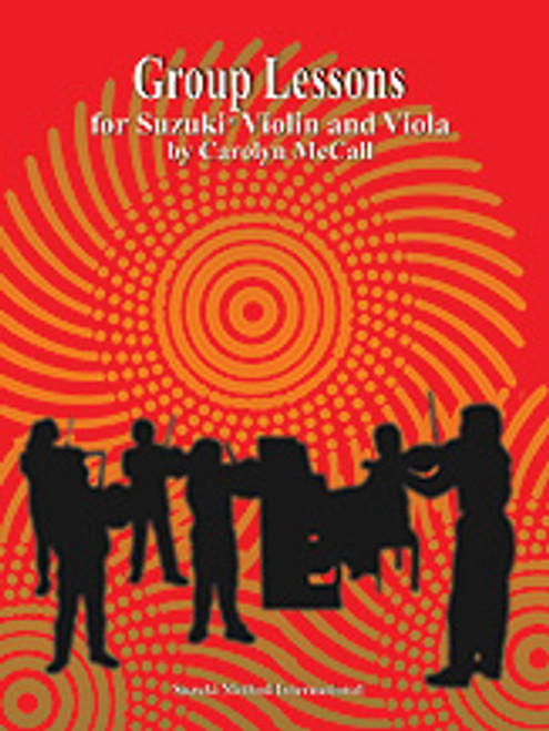 Group Lessons for Suzuki Violin and Viola [Alf:00-0435]