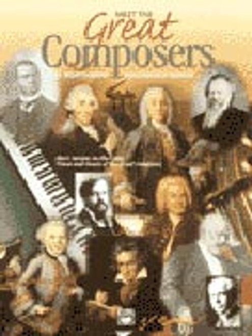 Meet the Great Composers, Book 1  [Alf:00-11757]