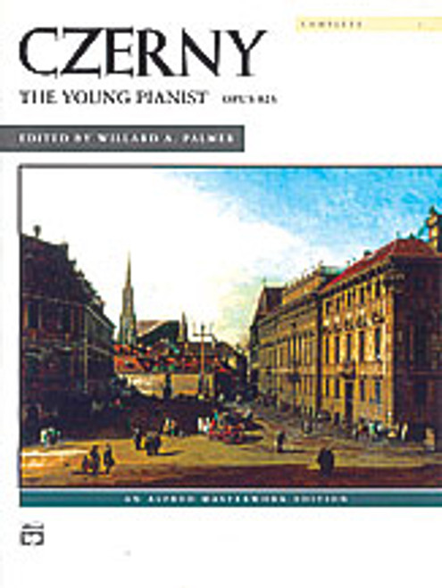 Czerny, The Young Pianist, Op. 823 (Complete) [Alf:00-590]