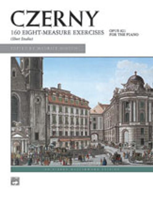 Czerny, 160 8-Measure Exercises, Op. 821  [Alf:00-4832]