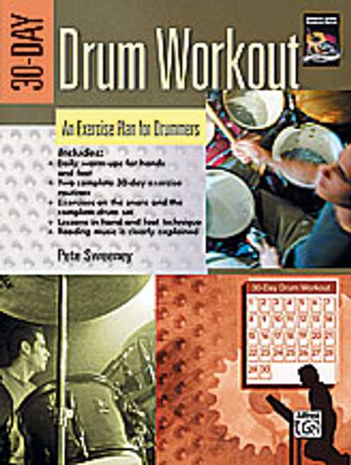 30-Day Drum Workout  [Alf:00-24210]