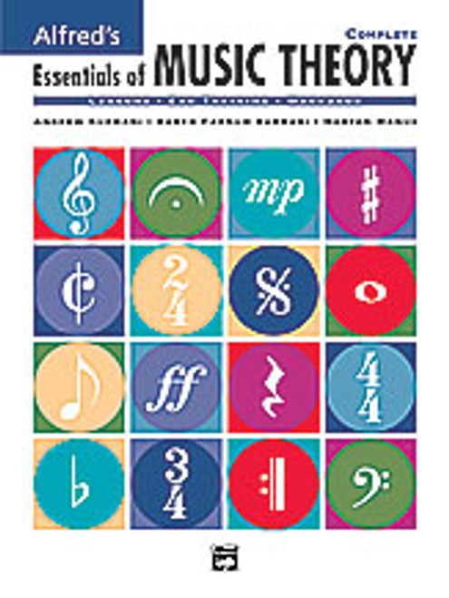 Essentials of Music Theory: Complete  [Alf:00-16486]
