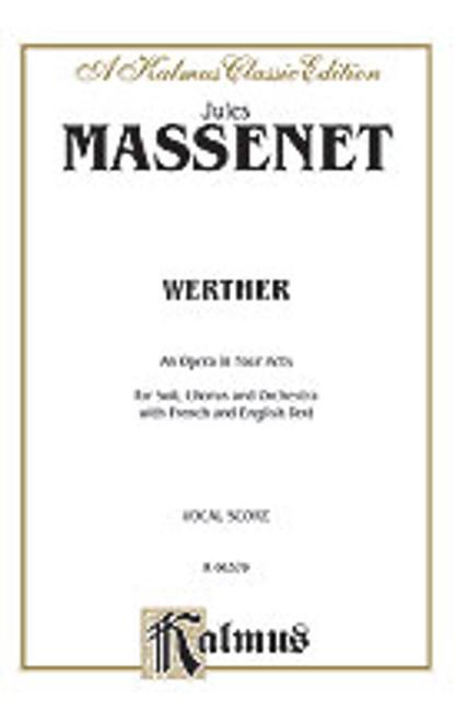 Massenet, Werther [Alf:00-K06379]