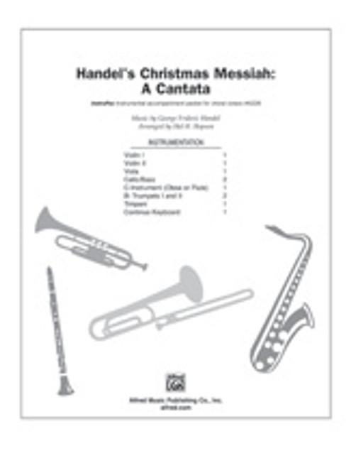 Handel, Handel's Christmas Messiah: A Cantata  [Alf:00-7279]
