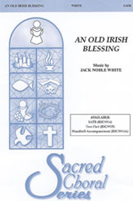 An Old Irish Blessing  [Alf:00-BSC9914]