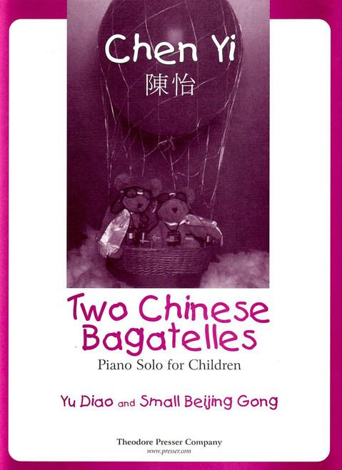 Chen, Two Chinese Bagatelles [CF:110-40726]