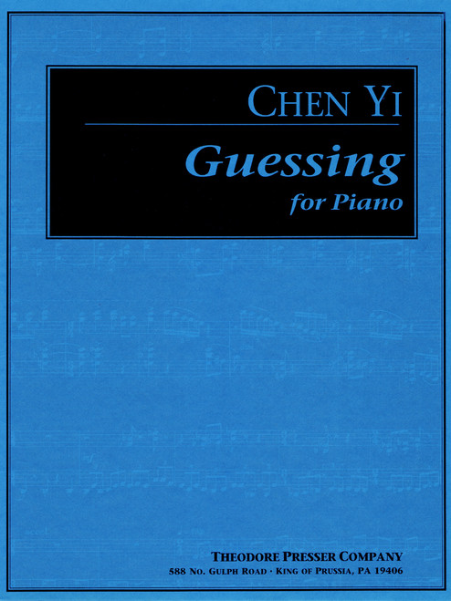 Chen, Guessing [CF:110-40727]
