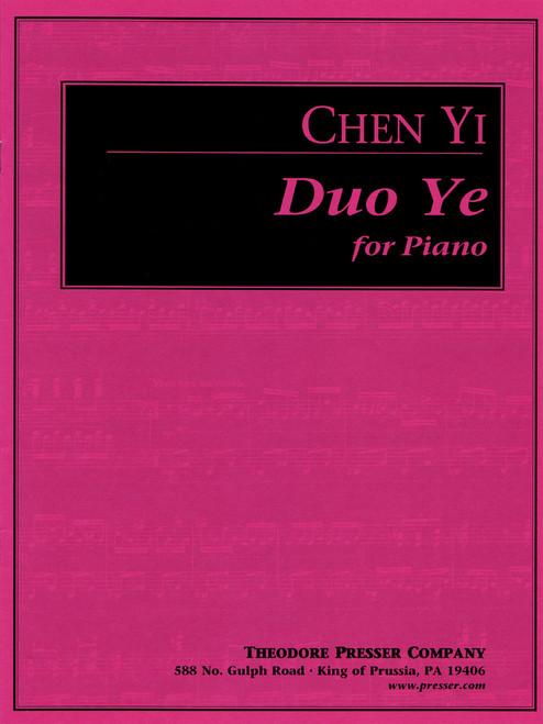 Chen, Duo Ye [CF:110-40728]