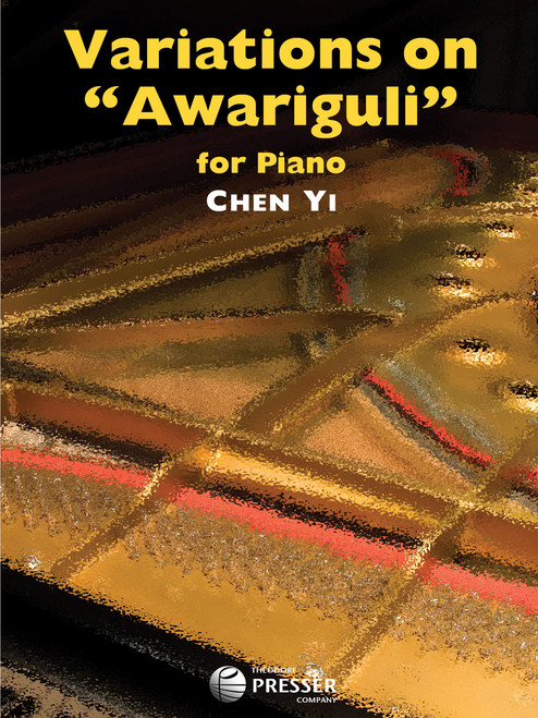 "Chen, Variations On ""Awariguli"" [CF:110-41790]"