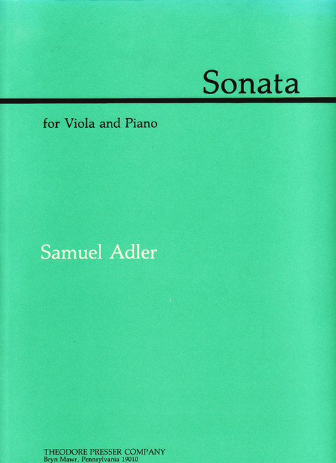 Adler, Sonata [CF:114-40445]