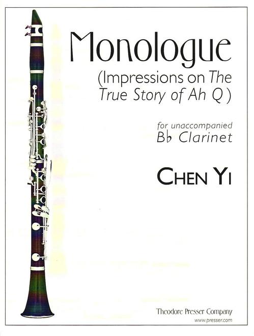 Chen, Monologue [CF:114-40948]
