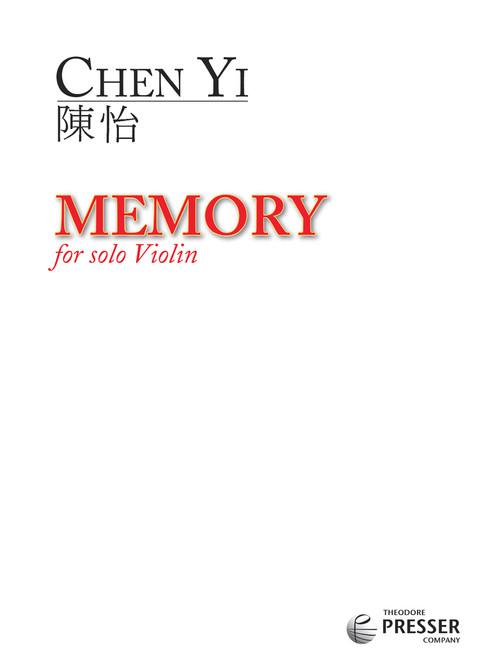 Chen, Memory [CF:114-41410]