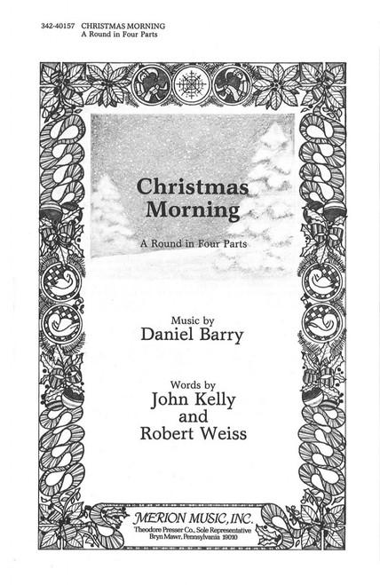 Barry, Christmas Morning [CF:342-40157]